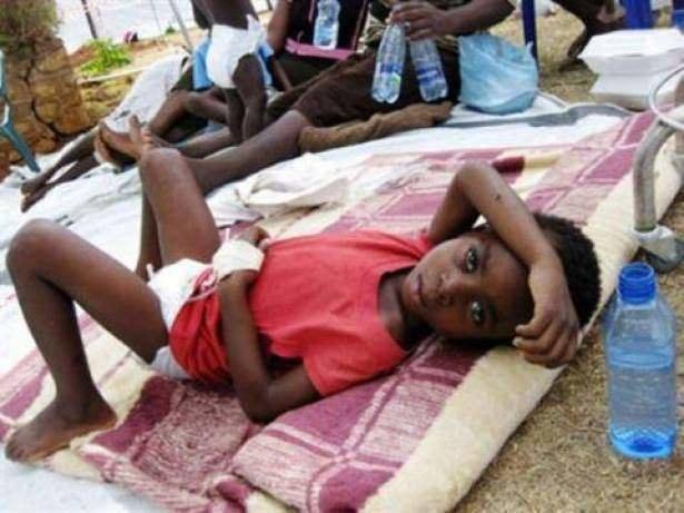 تصویر شمار قربانیان وبا در یمن از مرز 1800 تن گذشت