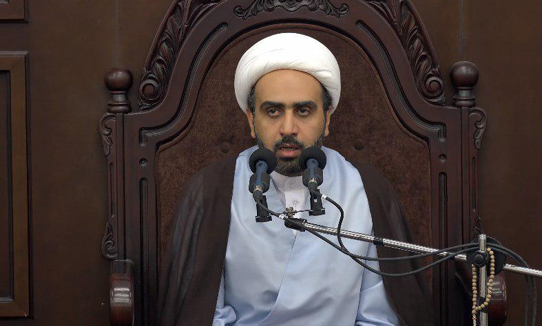 تصویر بازداشت یکی دیگر از روحانیون شیعه بحرین