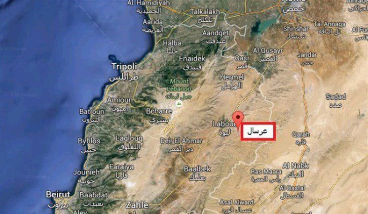 تصویر تلفات سنگین جبهة النصره در مرز لبنان و سوریه
