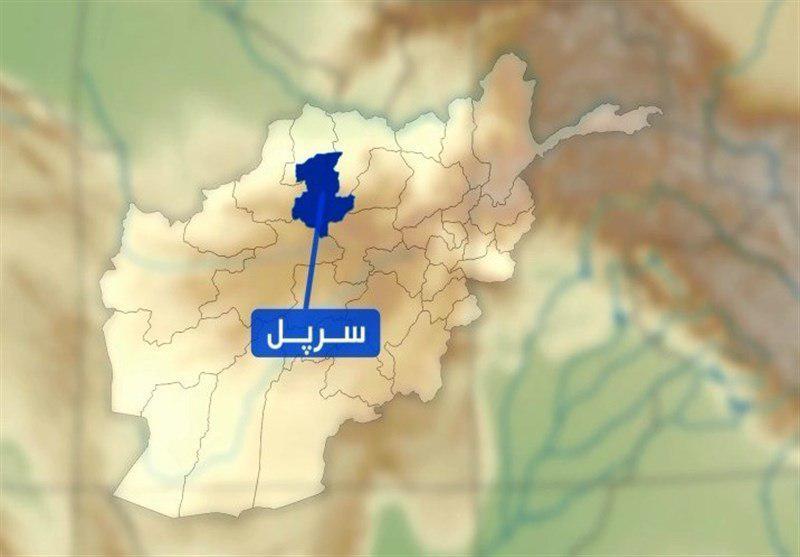 تصویر سقوط شهرستان کوهستانات در شمال افغانستان