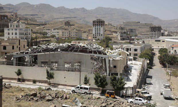 تصویر تایید فروش تسلیحات به عربستان توسط انگلیس