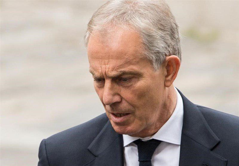 تصویر جلوگیری دیوان عالی انگلیس از پیگرد قضایی جنایات «تونی بلر» در تجاوز به عراق