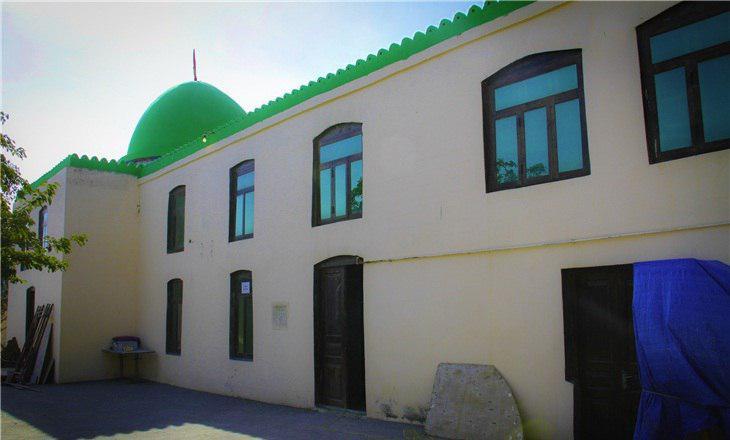 تصویر لغو ثبت رسمی زیارتگاه شیعیان باکو تحت تاثیر نفوذ وهابیت