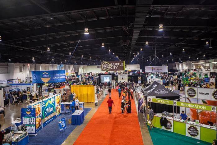تصویر جشنواره غذای حلال میزوری در آمریکا