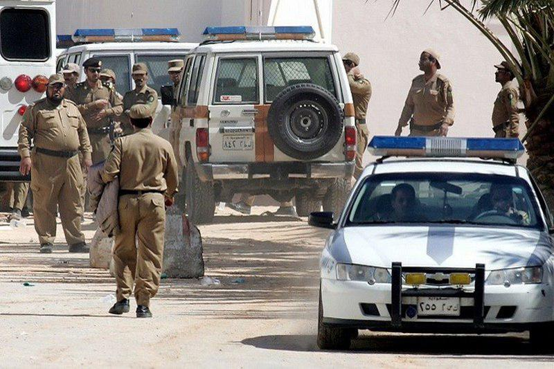 تصویر قطع خدمات شهری با هدف کوچاندن شیعیان از العوامیه