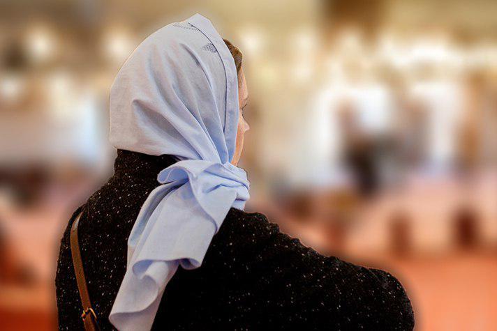 تصویر پرداخت جریمه ۸۵ هزار دلاری به بانوی مسلمان در پی کشف حجاب اجباری