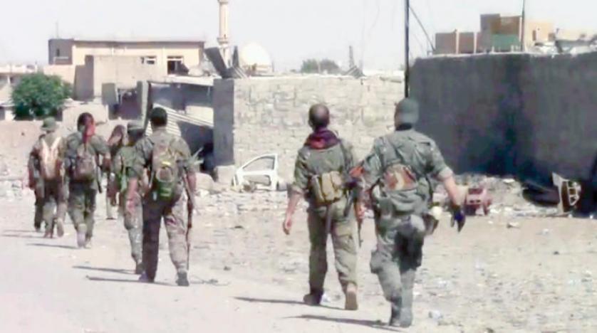 تصویر مرگ چند فرمانده «جیش الاسلام» و «النصره» در شرق دمشق
