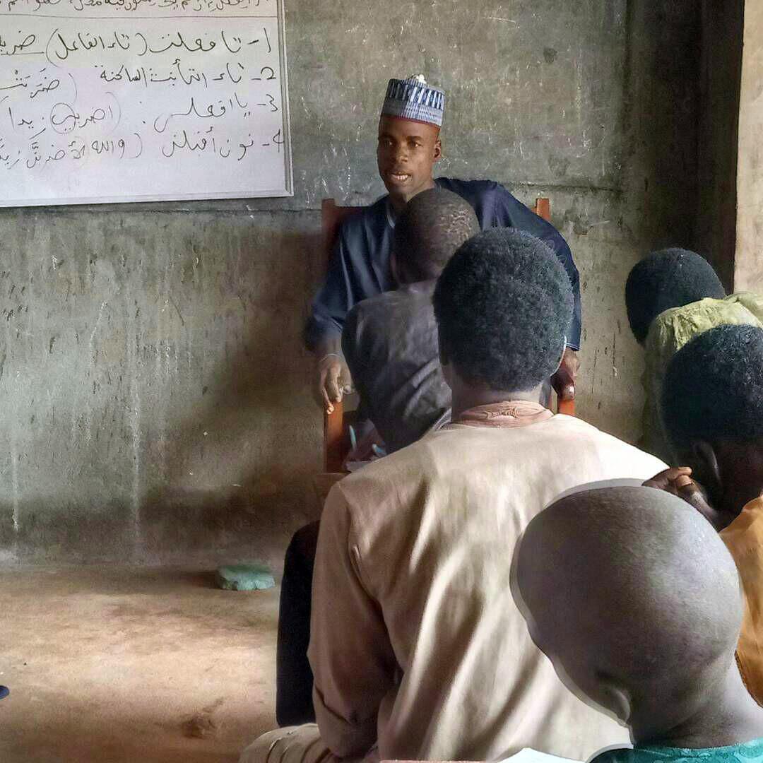 تصویر دوره ی آموزشی ساماندهی مبلّغان در کشور نیجریه