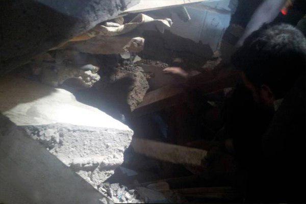 تصویر افزایش تعداد قربانیان حمله عربستان به منطقه مسکونی فج عطان در یمن