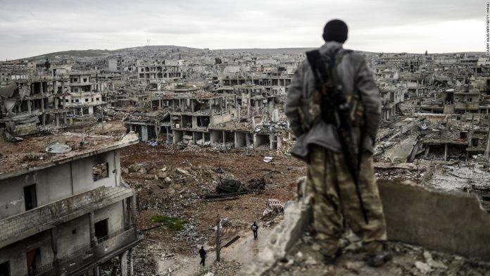 تصویر عراق بيش ترين قرباني حملات تروريستي