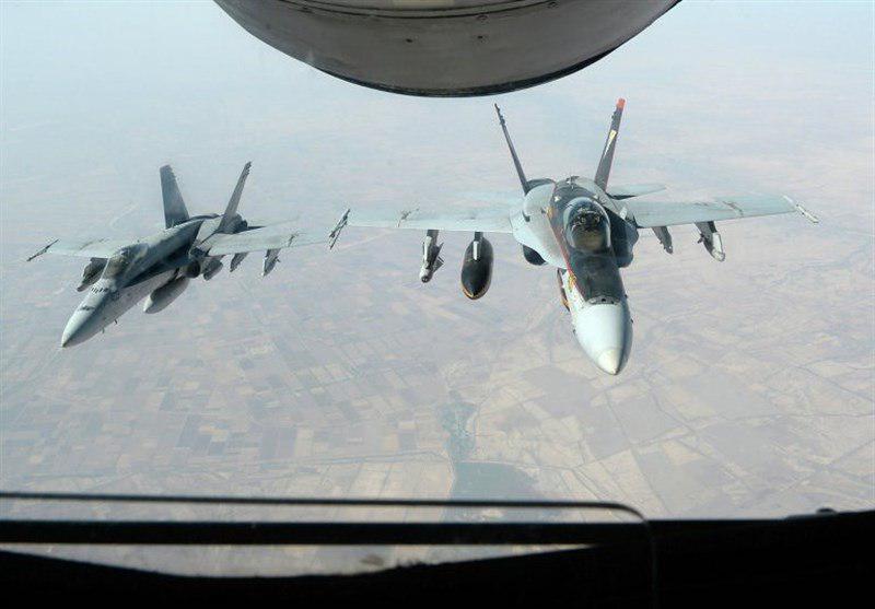 تصویر غیر نظامیان عراقی و سوری قربانی حملات ائتلاف