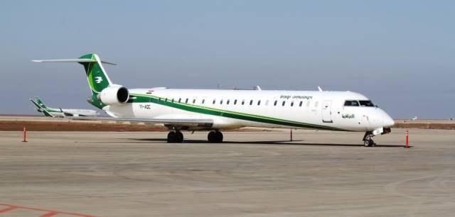 تصویر وزارت حمل و نقل عراق: افتتاح قریب الوقوع ۳ خط هوایی به مسکو، کویت و تهران