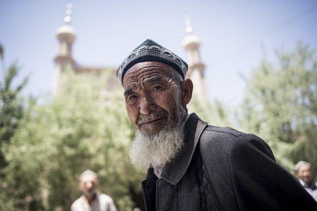 تصویر محدودیت مسلمانان چینی برای شرکت در حج