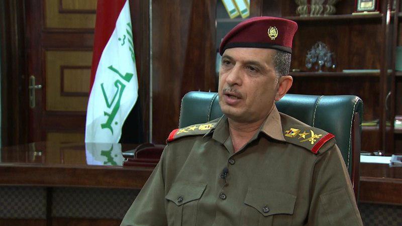 تصویر آزادسازی سه استان عراق به زودی