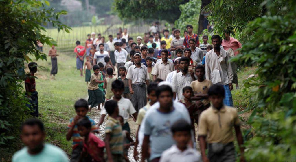 تصویر دالایی لاما: مصیبت مسلمانان روهینگیا بسیار غمانگیز است