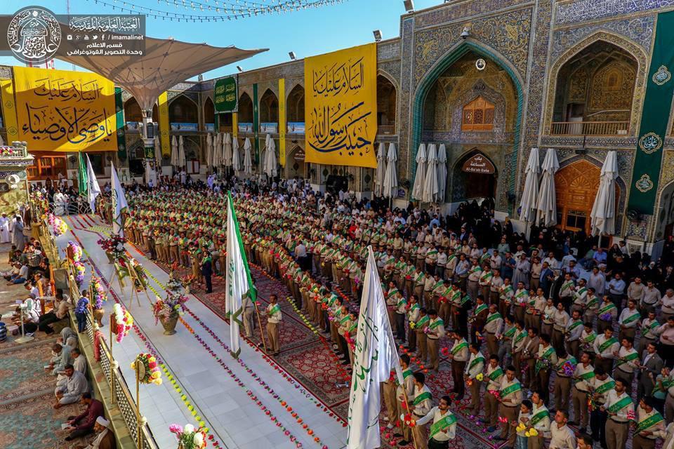تصویر برگزاري جشن هاي عيد غدير در سراسر جهان