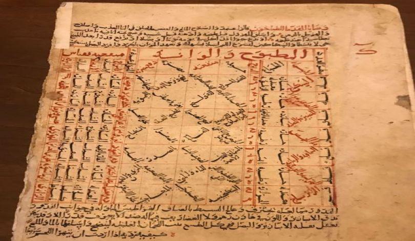 تصویر کشف نسخ خطی اسلامی در کلیساهای یونان