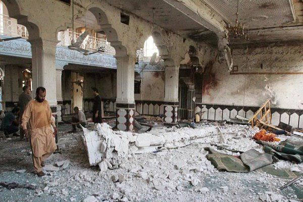تصویر طرح ویژه تامین امنیت مساجد افغانستان در ماه محرم