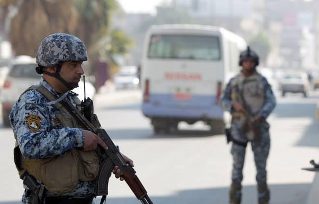 تصویر خنثی سازی طرح تروریستی در عراق