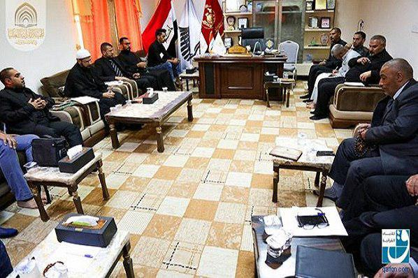 تصویر راهاندازی ایستگاههای قرآنی در ۱۳ استان عراق