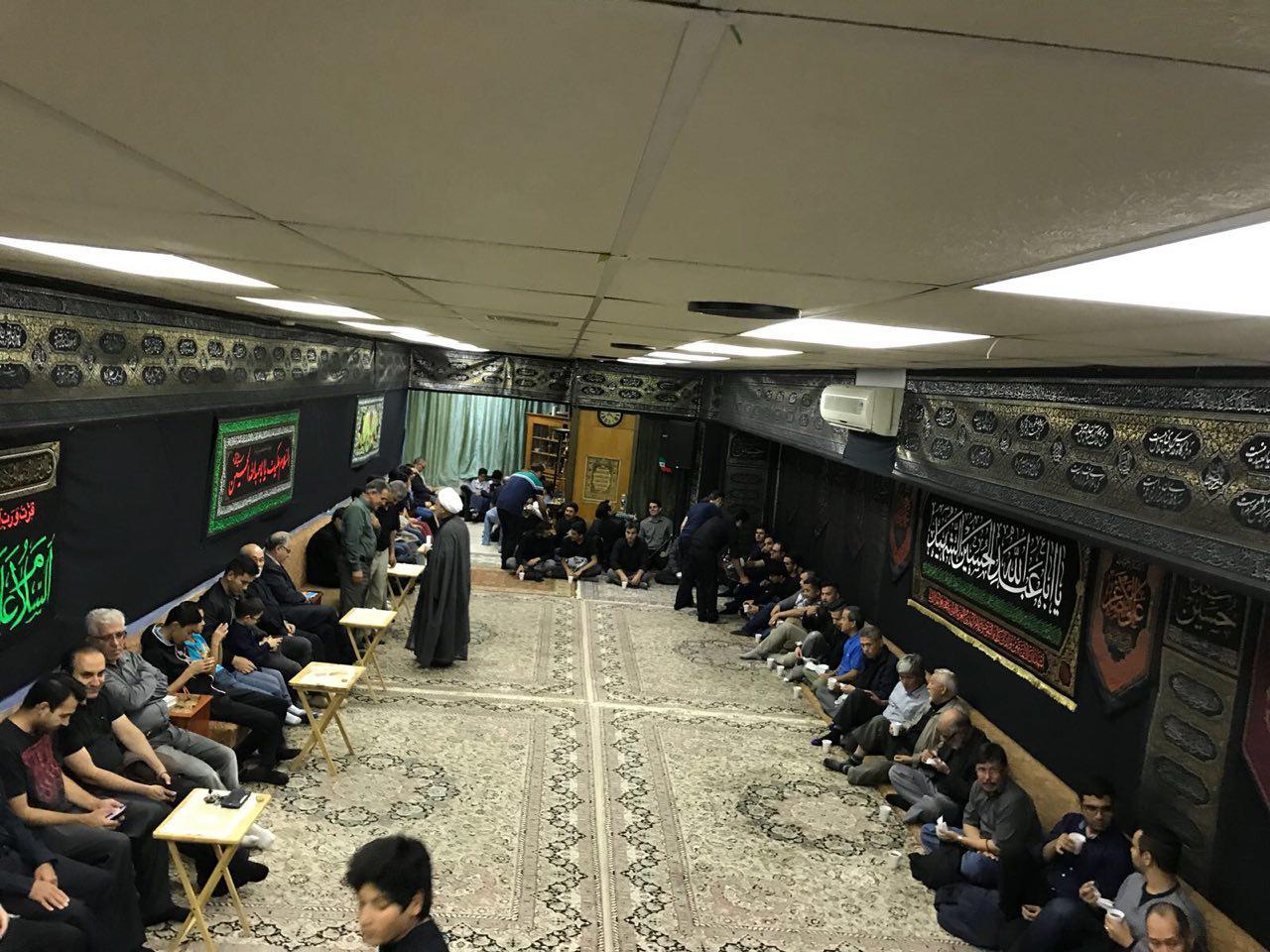 تصویر مراسم سوگواری شهادت حضرت «سيدالشهدا عليه السلام» – شب تاسوعای حسینی ۱۴۳۹