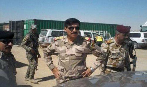 تصویر پیشروی هادر الحویجه عراق ادامه دارد