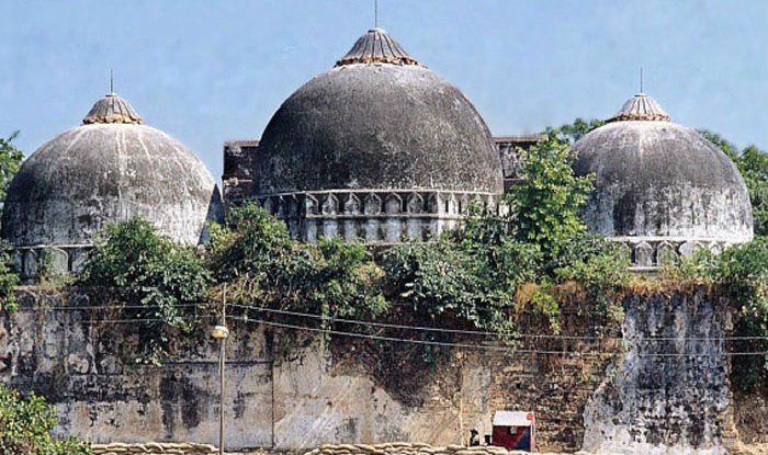 تصویر تلاش برای حل مناقشه «مسجد بابری» هند
