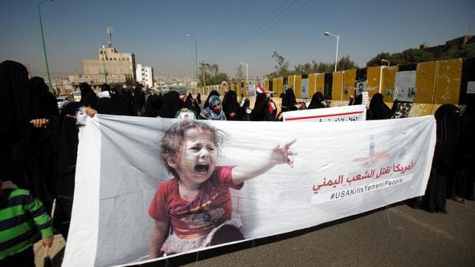 تصویر ائتلاف علیه یمن به رهبری عربستان در لیست سیاه سازمان ملل