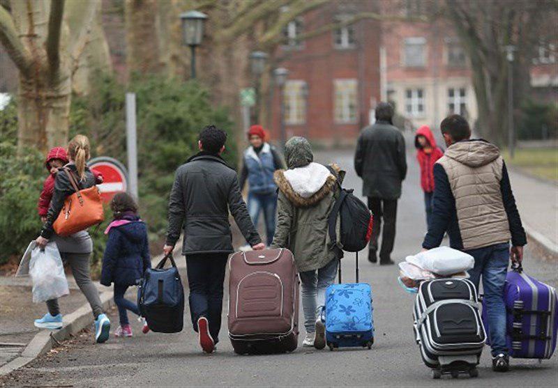 تصویر اخراج غیر قانونی پناهجویان افغان از اروپا