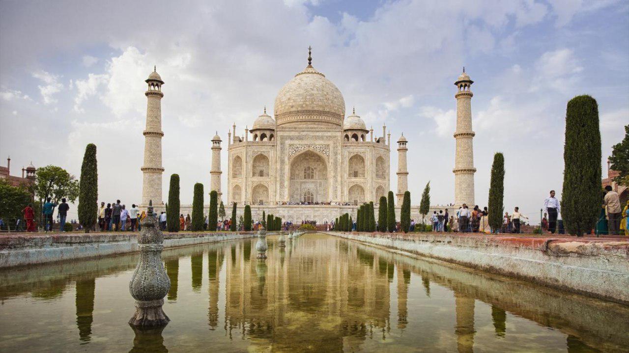 تصویر حذف بنای اسلامی «تاج محل» از لیست گردشگری هند
