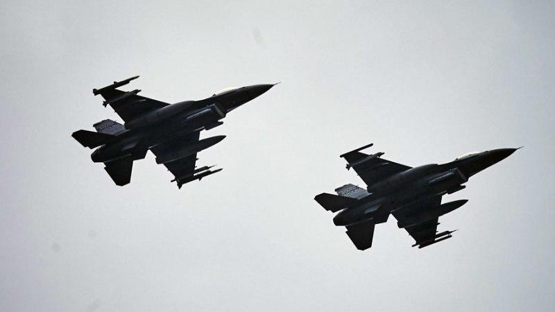 تصویر بمباران بیسابقه افغانستان توسط آمریکا
