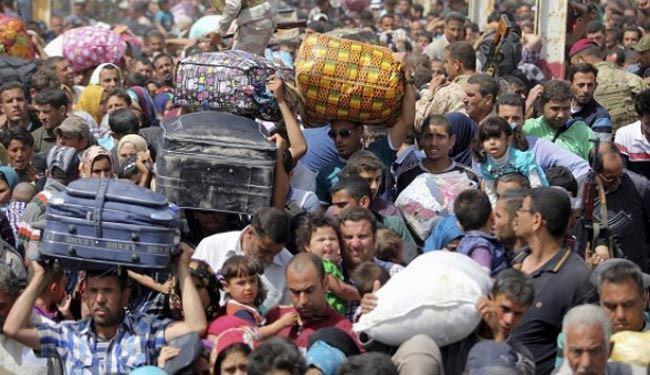 تصویر از پیدایش داعش تا کنون؛ بیش از 5 میلیون آواره در عراق