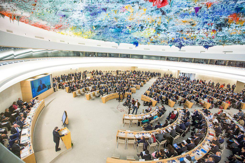 تصویر گزارش نقض حقوق و آزادی در بحرین در نشست حقوق بشر سازمان ملل