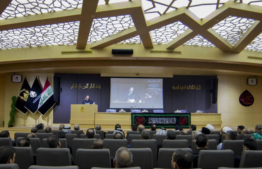 تصویر دهمین گردهمایی مواکب حسینی در آستانه اربعین