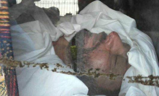 تصویر ترور یک پزشک شیعه در پاکستان