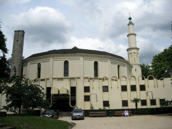 تصویر عزم بلژیک درقطع ارتباط عربستان با مسجد جامع بروکسل