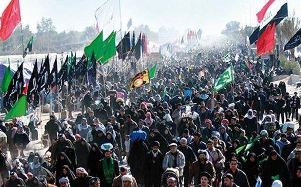 تصویر بیانیه بنیاد جهانی آیت الله العظمی شیرازی در خصوص استفاده بهینه از مراسم اربعین حسینی