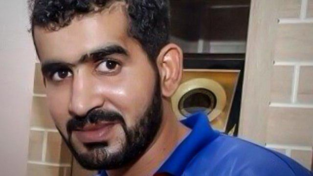 تصویر شکنجه شدید بیمار صرعی در زندان مرکزی بحرین