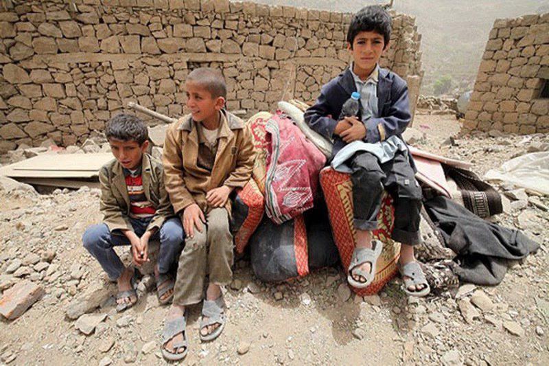تصویر یونیسف اعلام کرد: کودکان یمن، سال تحصیلی جدید ندارند