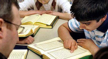 تصویر تدریس اسلام در مدارس اسپانیا از سال آینده میلادی