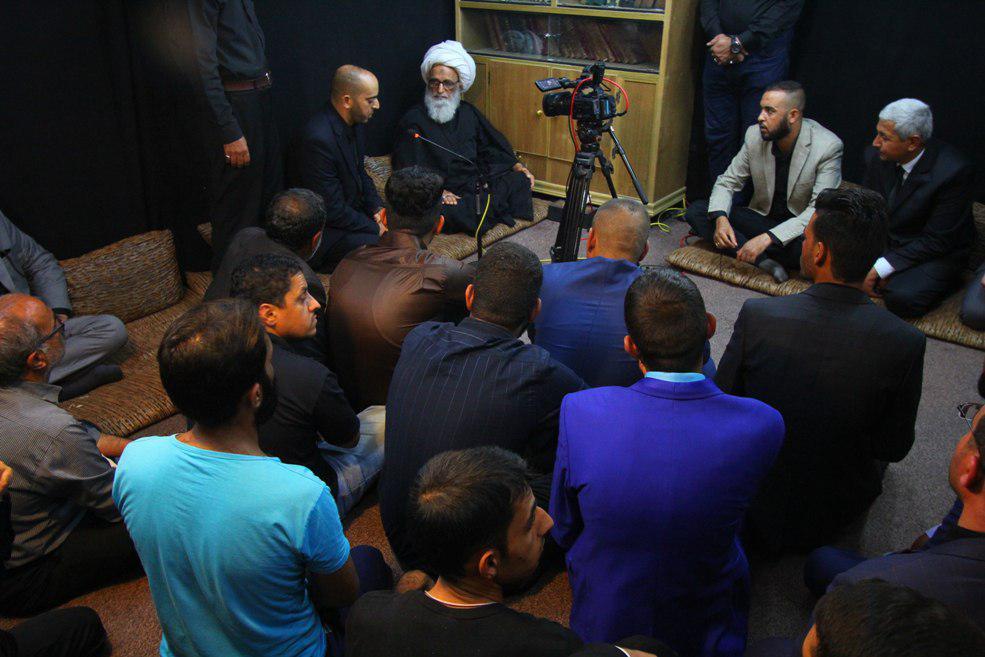 تصویر احیای شعائر حسینی، احیای دین است