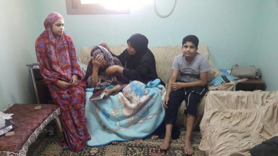 تصویر واکنش دیدهبان حقوق بشر به محکومیت بستگان معارض بحرینی