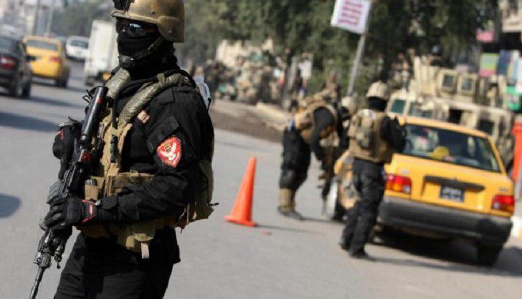 تصویر آغاز طرح امنیتی اربعین در بغداد