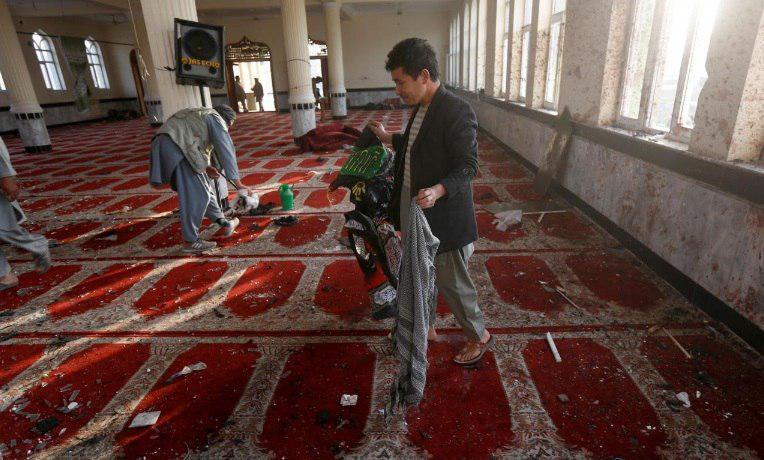 تصویر افزایش قتل غیر نظامیان بر اساس مذهب در افغانستان