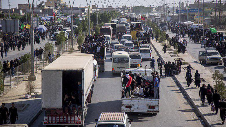 تصویر العبادی: طرح تأمین امنیت مراسم اربعین موفقتآمیز بود