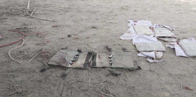 تصویر حمله تروریستی در حسینیهای در پاکستان ناکام ماند