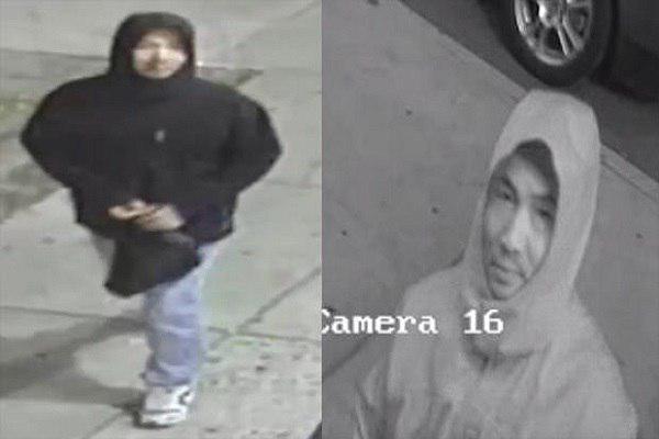 تصویر حمله به مرکز اسلامی بروکلین در آمریکا