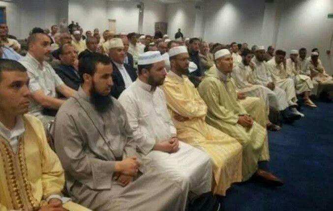 تصویر سازماندهی مساجد مراکش در هلند برای مقابله با تروریسم