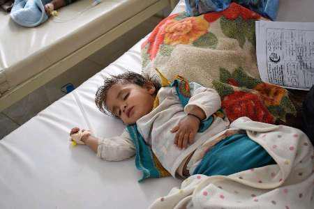 تصویر یک میلیون نفر در 3 شهر یمن در خطر ابتلا به وبا