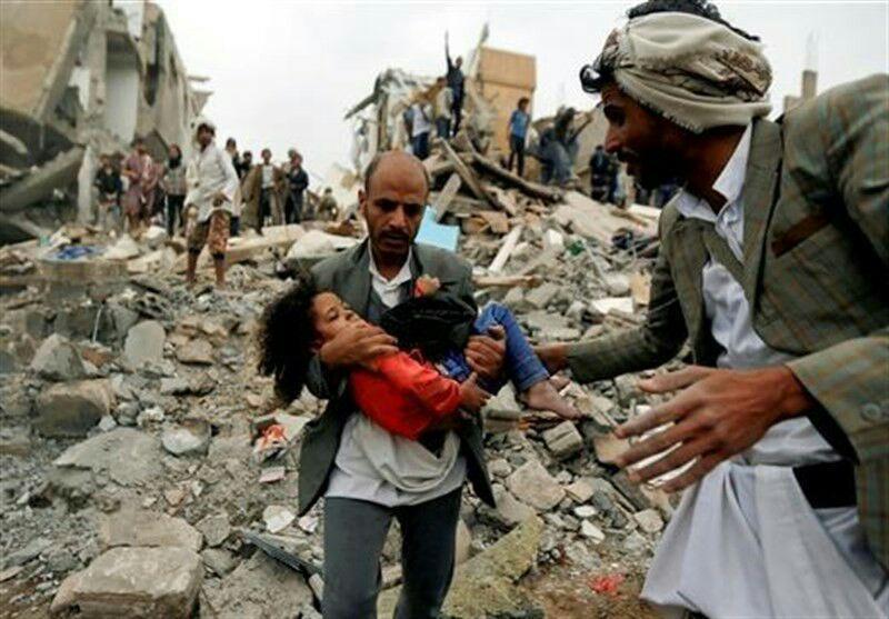 تصویر مرگ روزانه ۱۳۰ کودک یمنی تا پایان سال میلادی